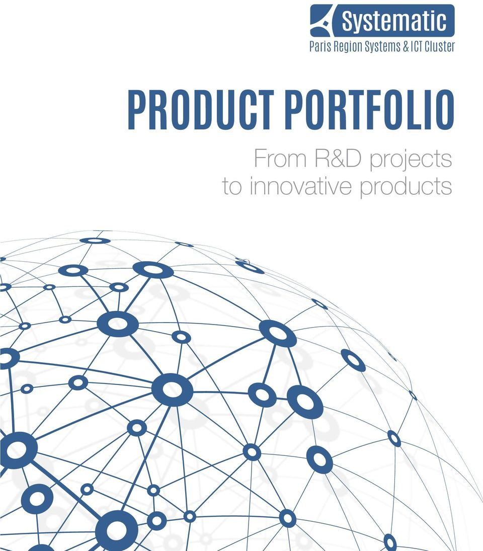 From R&D projects to innovative products - PDF