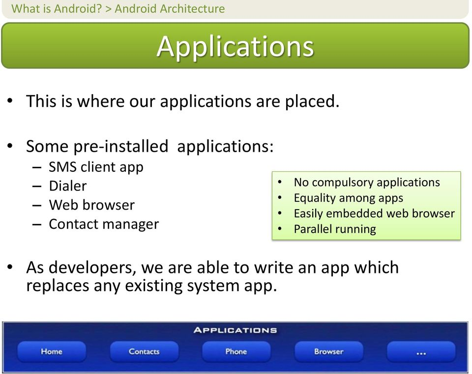 """introduction what is android Praise for introduction to android™ application development, fourth edition """"introduction to android™ application development, fourth edition, is."""