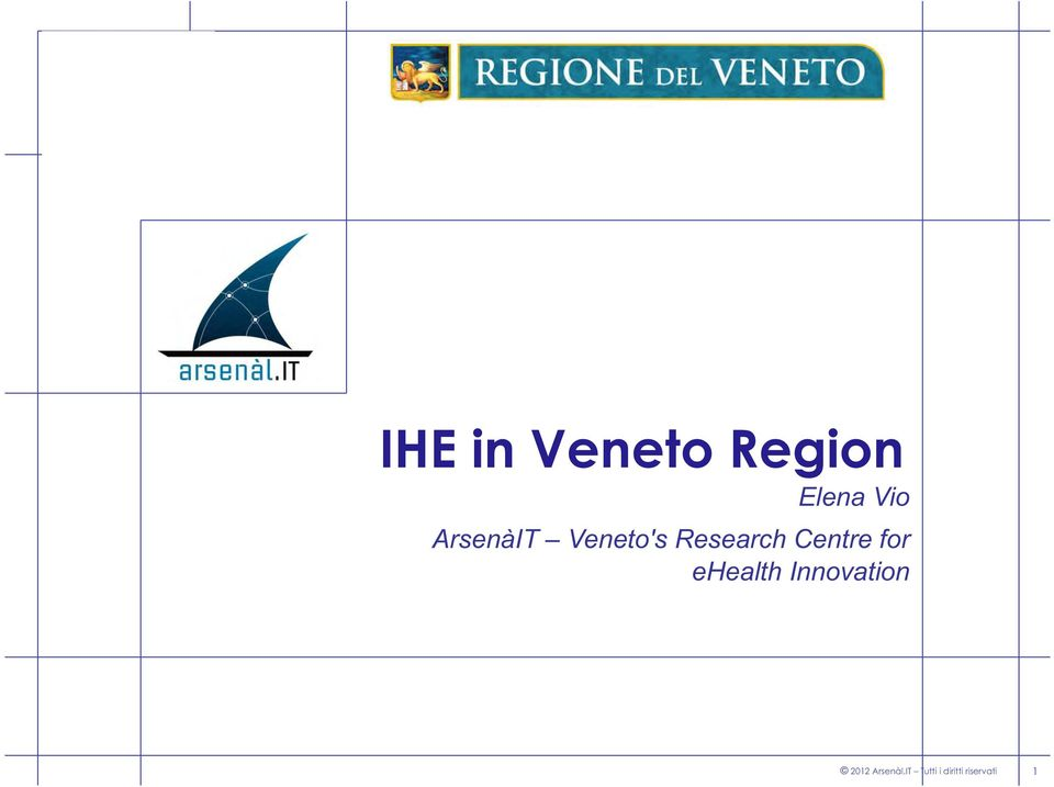 Veneto's Research