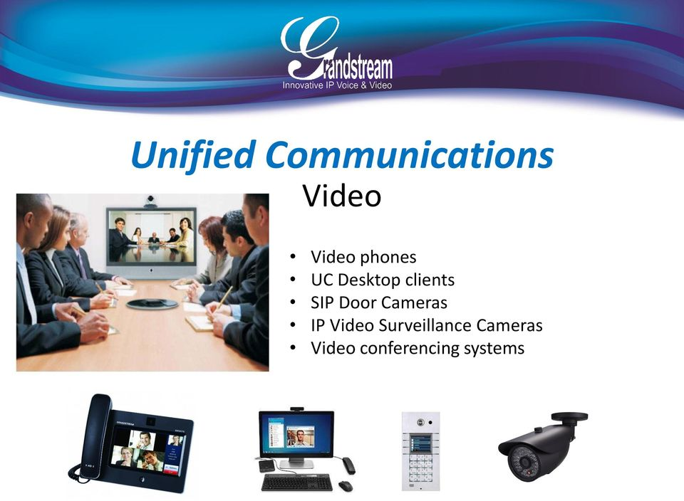 SIP Door Cameras IP Video