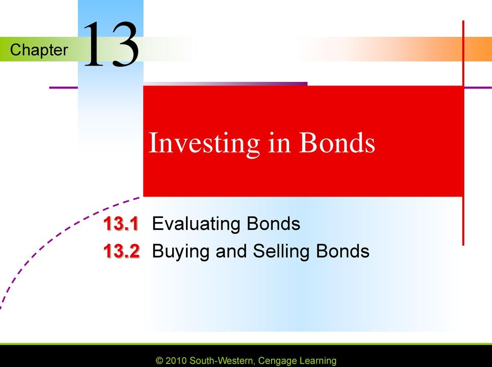 2 Buying and Selling Bonds