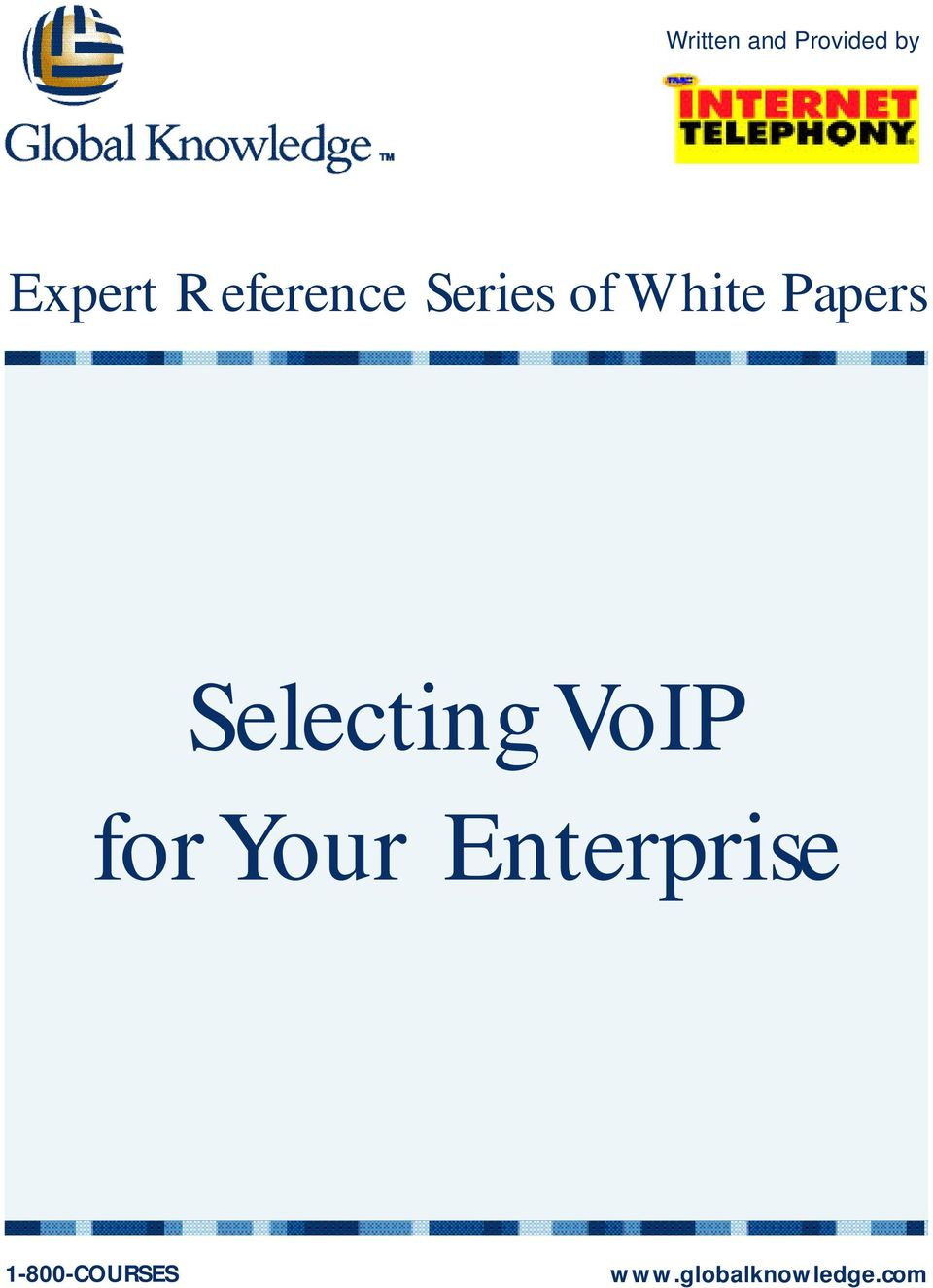 voip reliability investigate papers