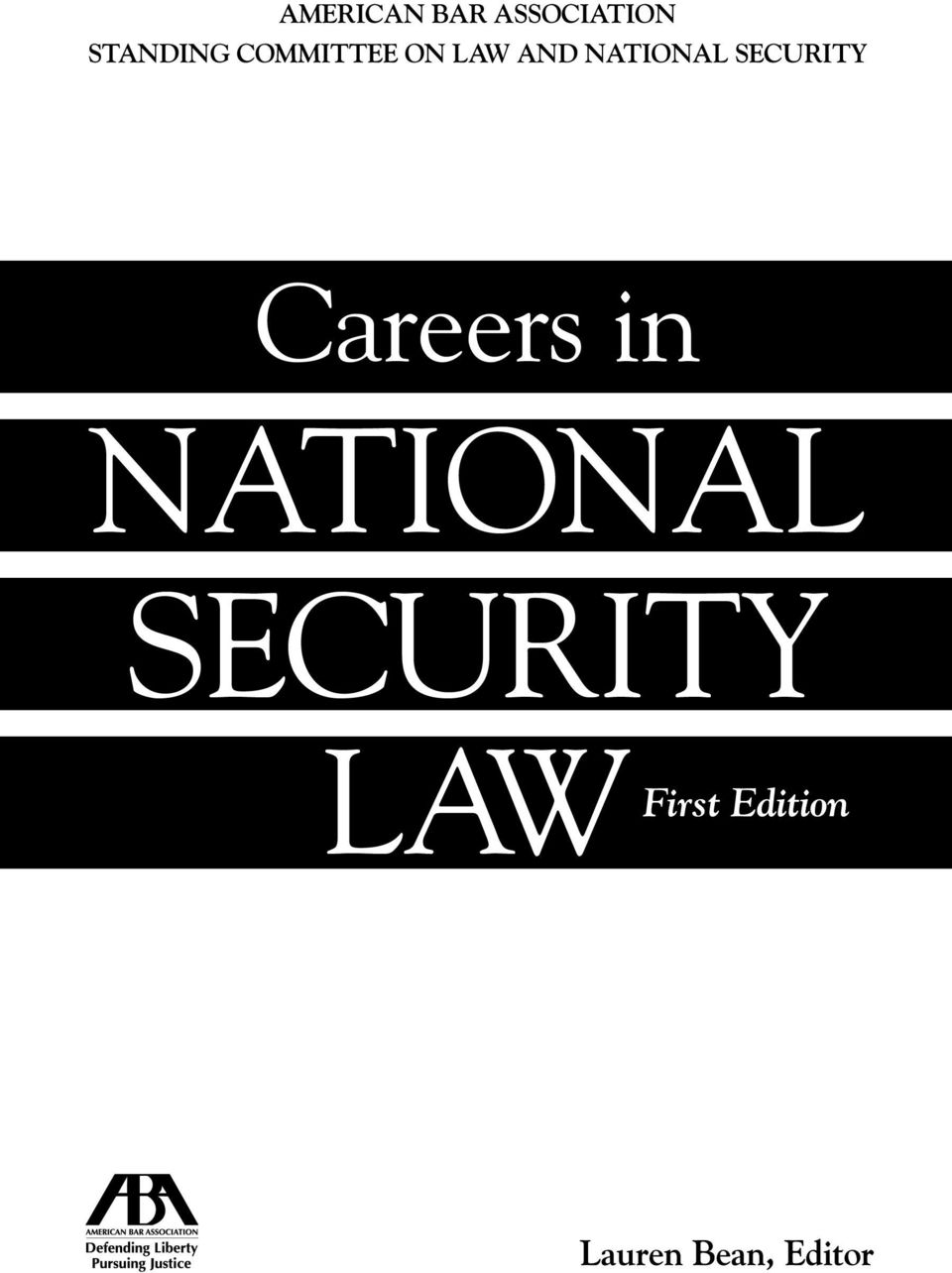 SECURITY Careers in NATIONAL