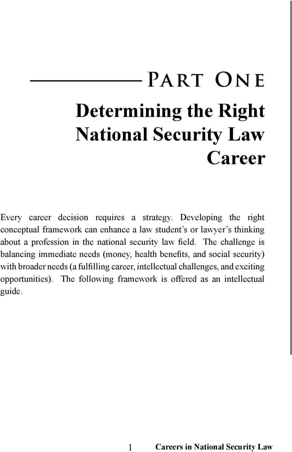 national security law field.