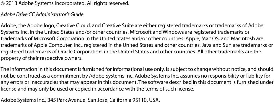 in the United States and/or other countries. Microsoft and Windows are registered trademarks or trademarks of Microsoft Corporation in the United States and/or other countries.