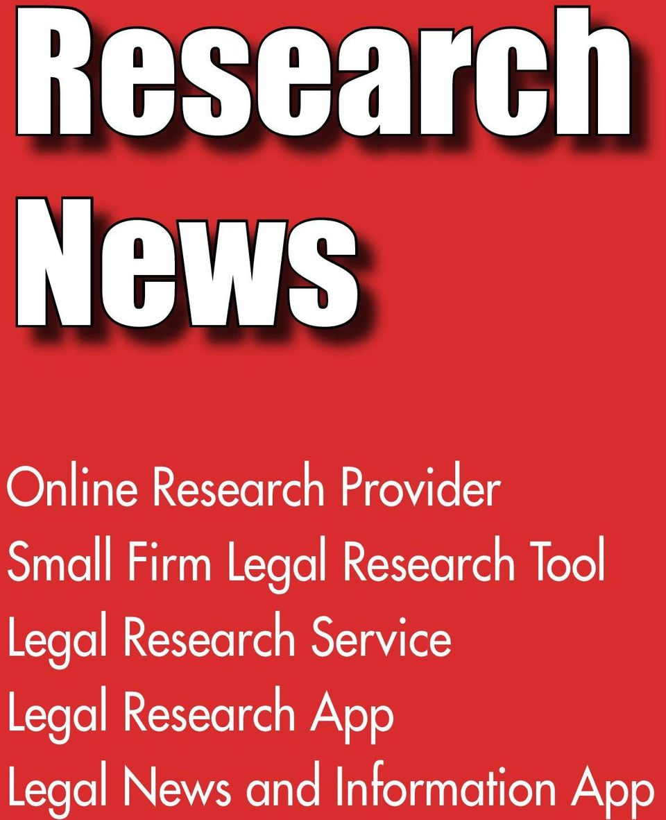 Tool Legal Research Service Legal