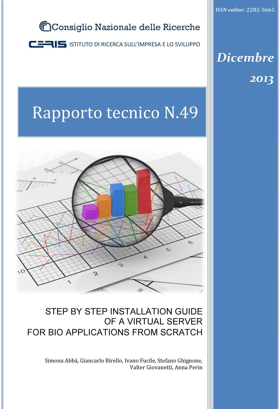 49 STEP BY STEP INSTALLATION GUIDE OF A VIRTUAL SERVER FOR BIO