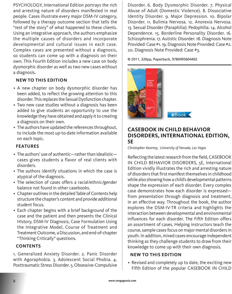 Psychology catalog psychology catalog pdf using an integrative approach the authors emphasize the multiple causes of disorders and incorporate developmental fandeluxe Images