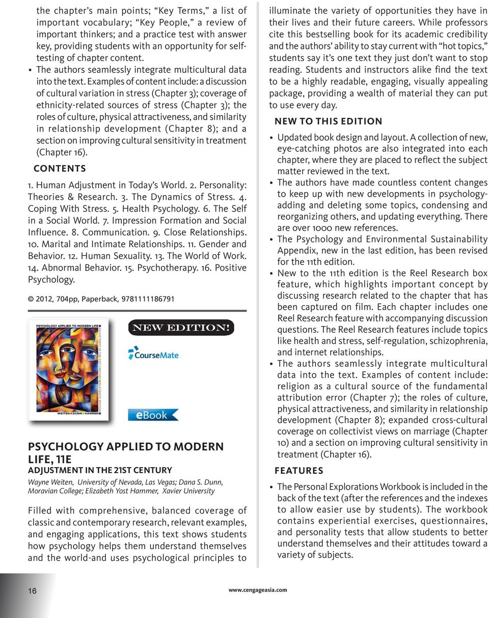 Psychology catalog psychology catalog pdf examples of content include a discussion of cultural variation in stress chapter 3 fandeluxe Choice Image