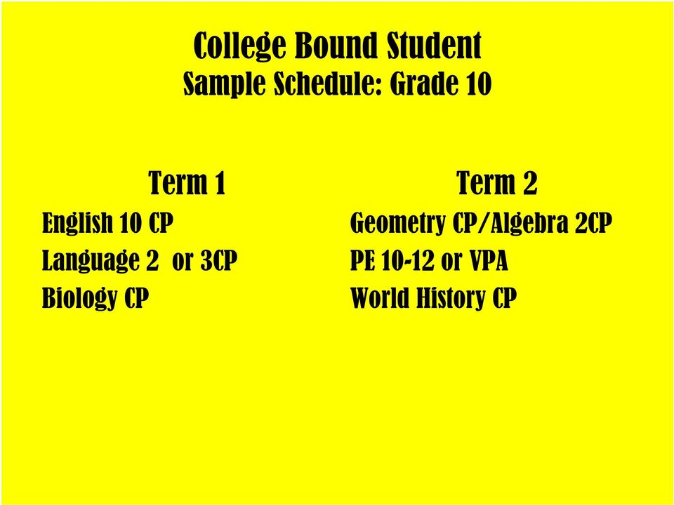 or 3CP Biology CP Term 2 Geometry