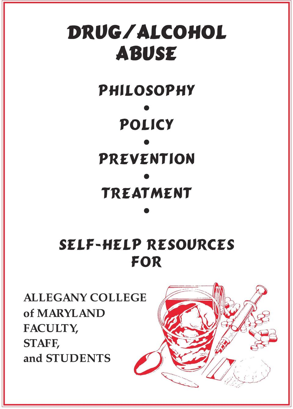 Self-Help Resources for ALLEGANY