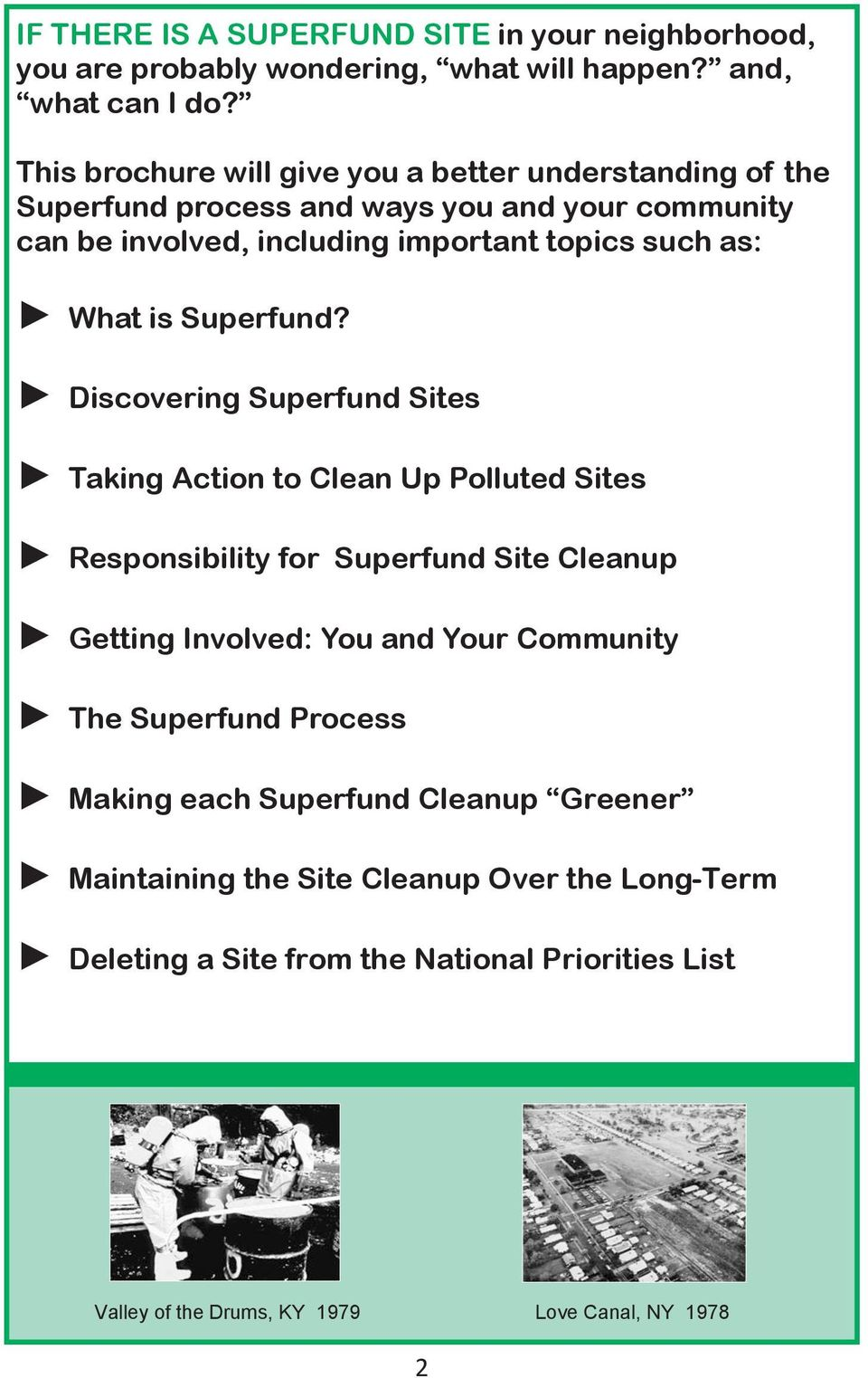 What is Superfund?