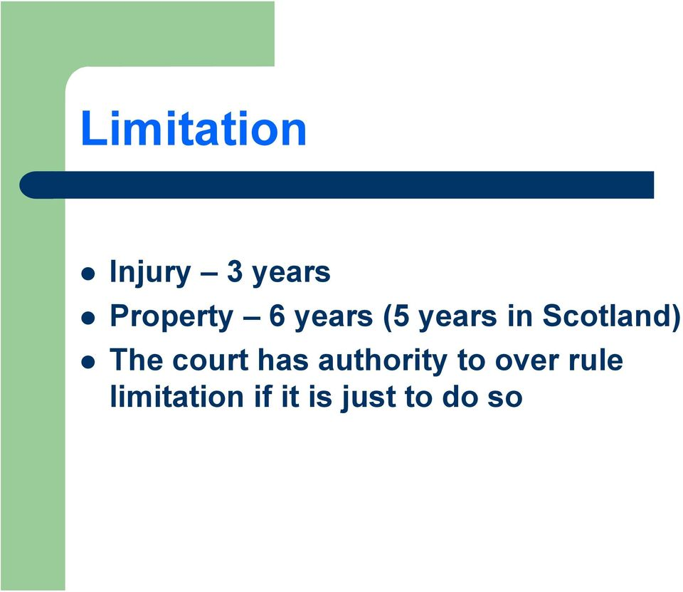 Scotland) The court has authority