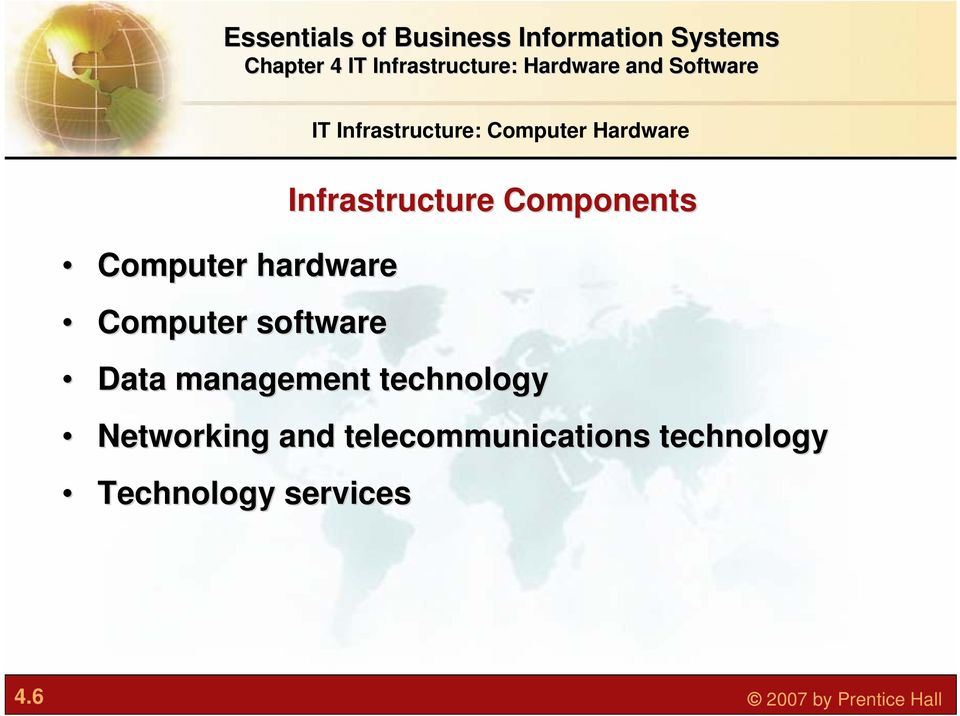 Networking and telecommunications technology