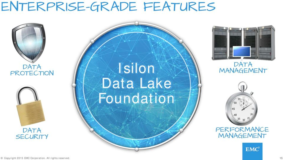 Foundation DATA MANAGEMENT DATA