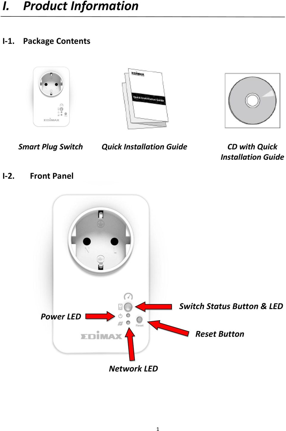 Installation Guide CD with Quick Installation