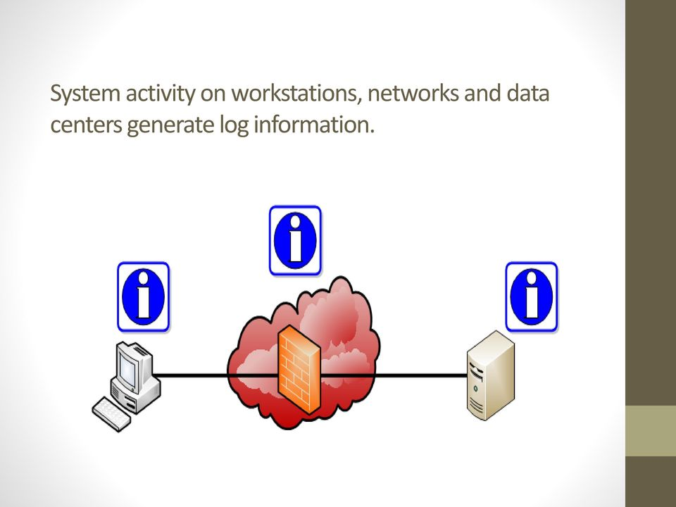 networks and data