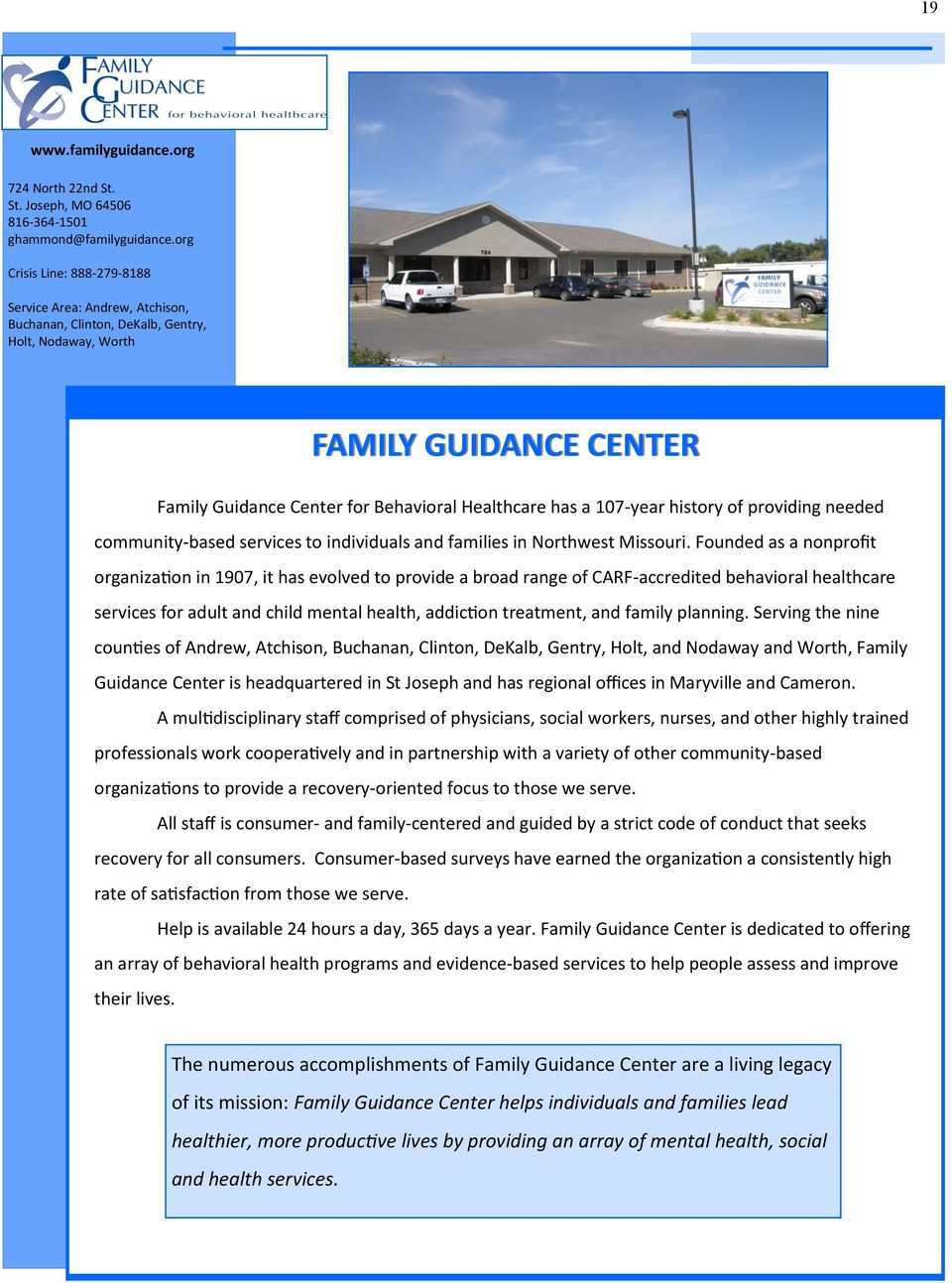 substance abuse prevention community assessment of springfield missouri Behavioral health treatment services locator welcome to the behavioral health treatment services locator, a confidential and anonymous source of information for persons seeking treatment facilities in the united states or us territories for substance abuse/addiction and/or mental health problems.