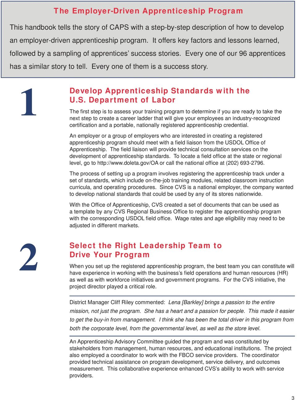 workforce initiatives workforce initiatives pdf