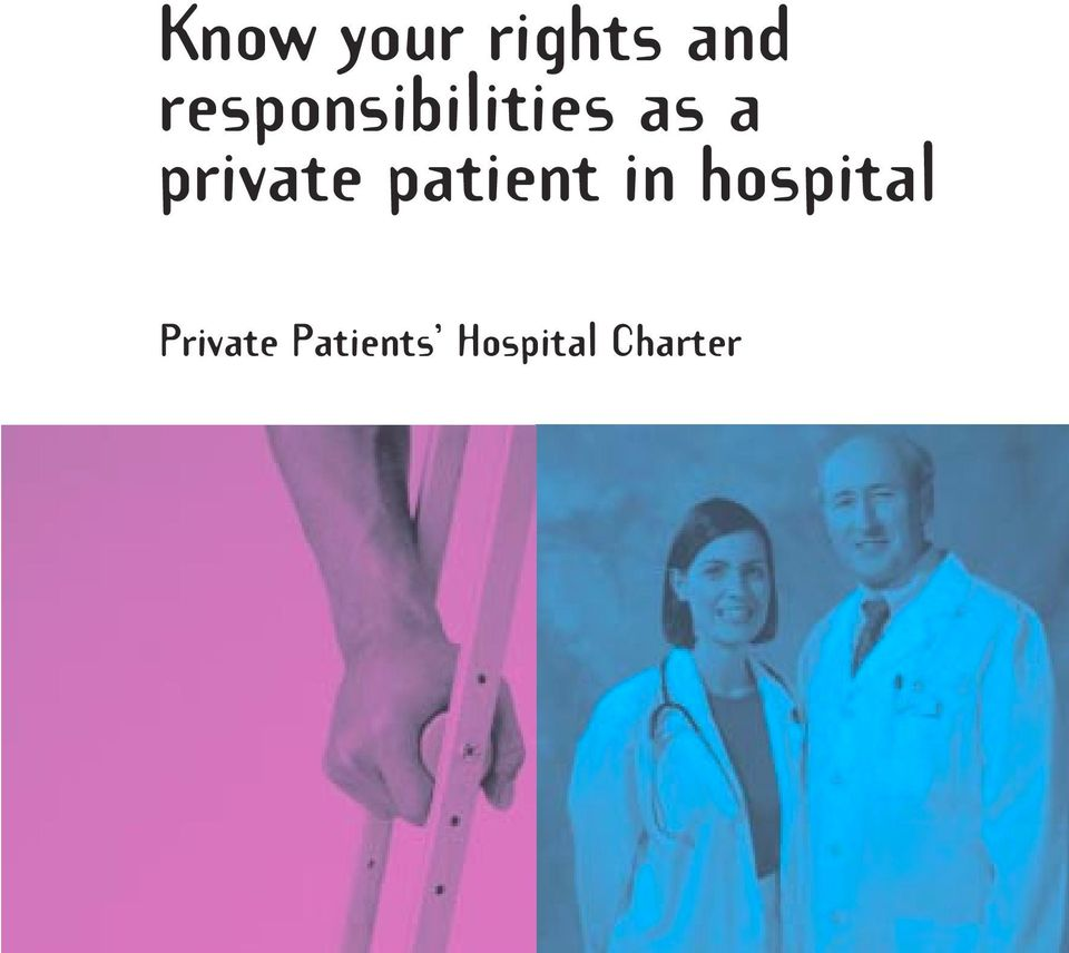 private patient in