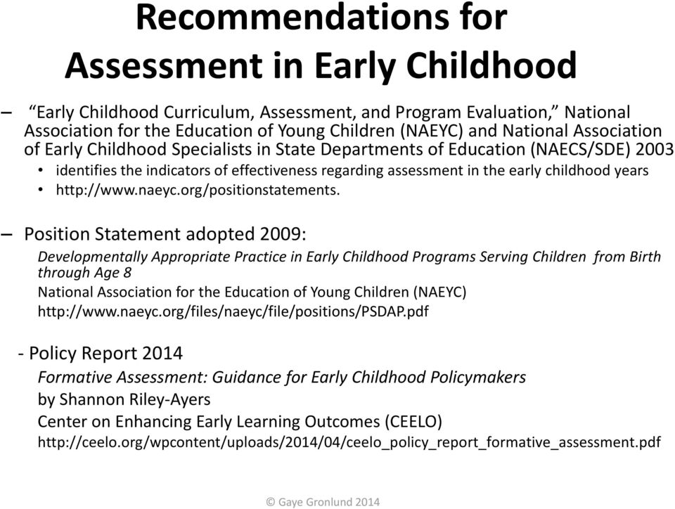 naeyc.org/positionstatements.