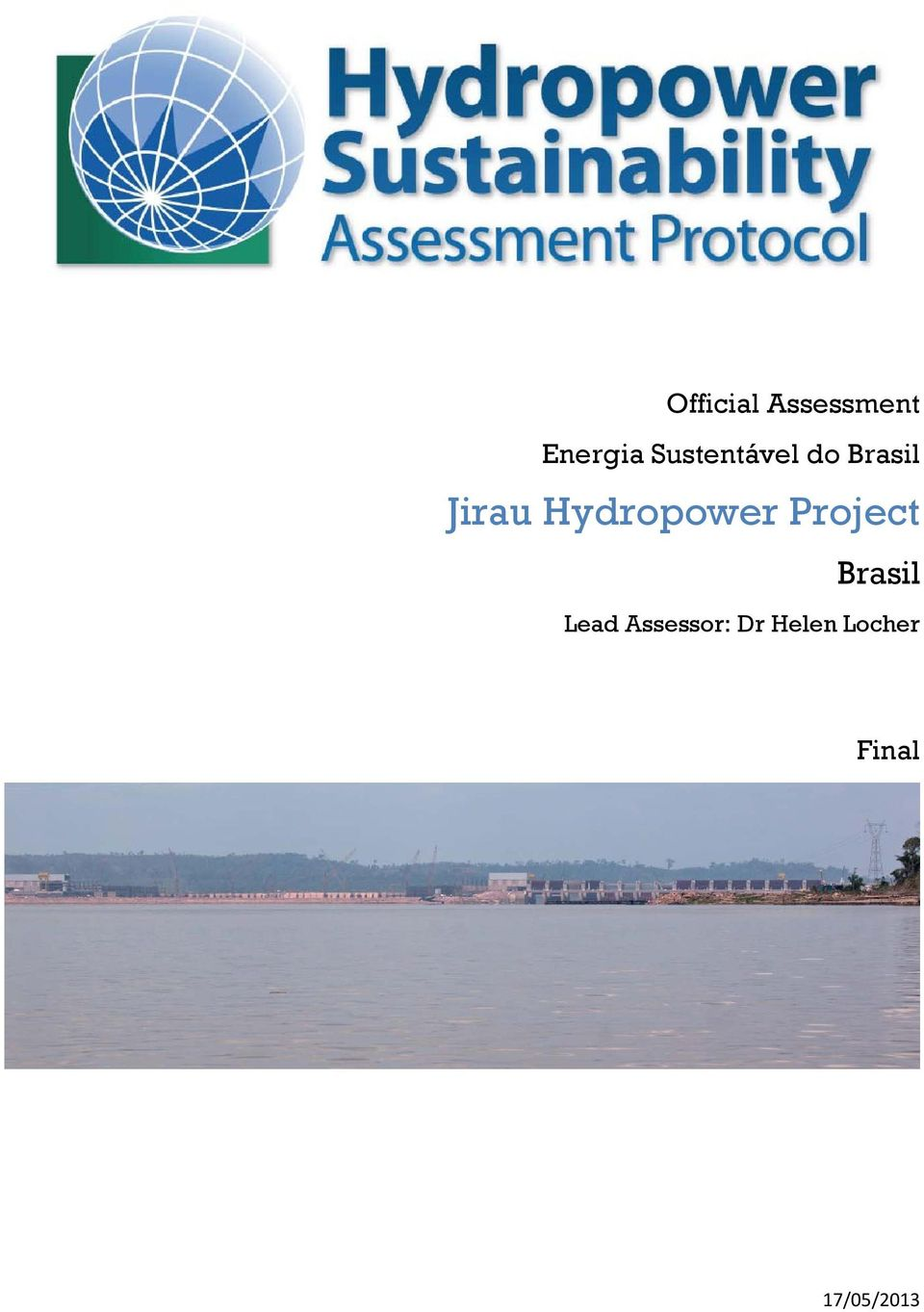 Hydropower Project Brasil Lead