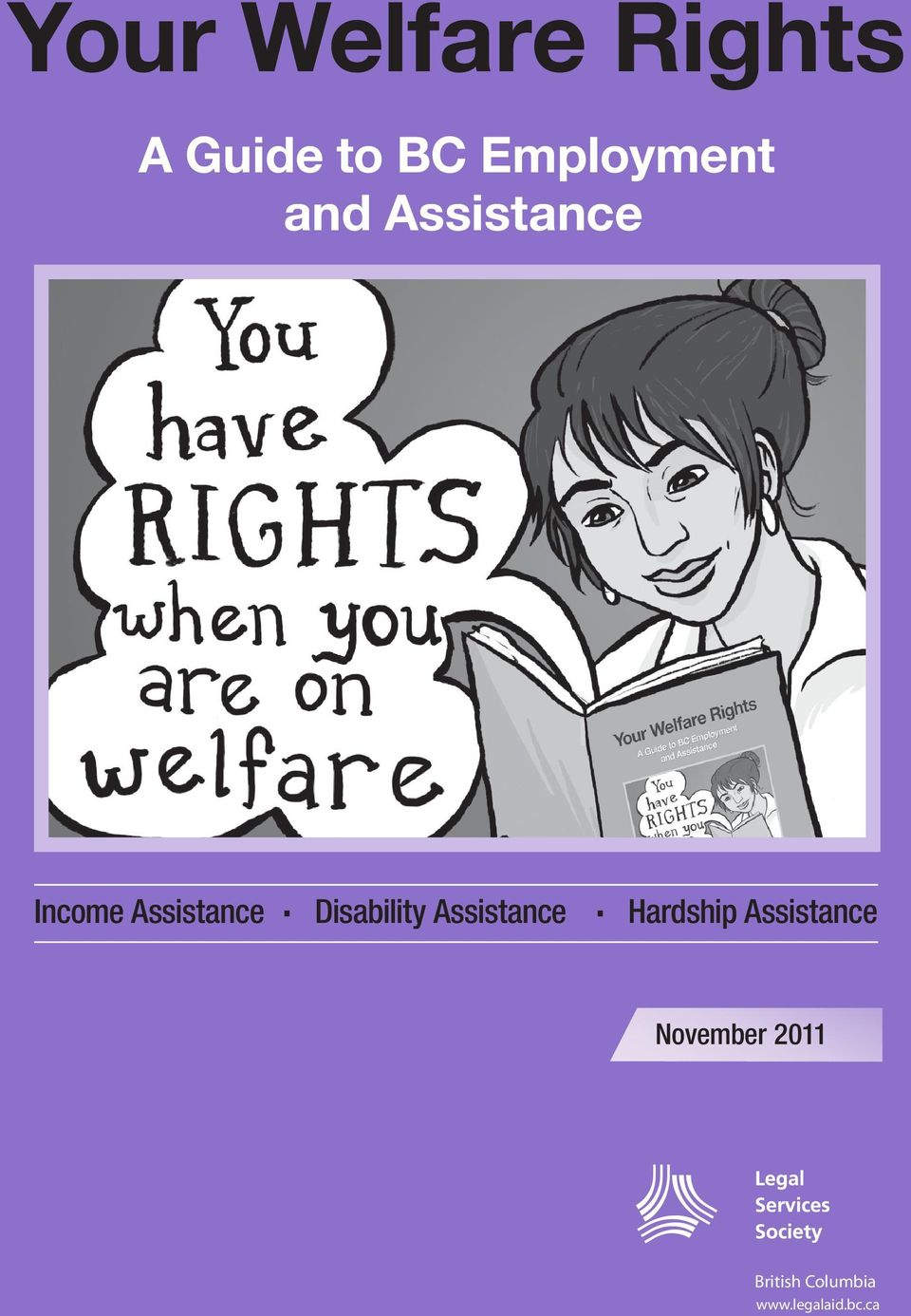 Assistance. Disability Assistance.