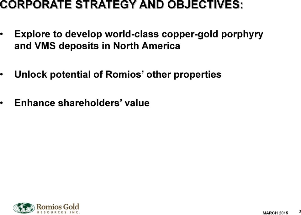 deposits in North America Unlock potential of