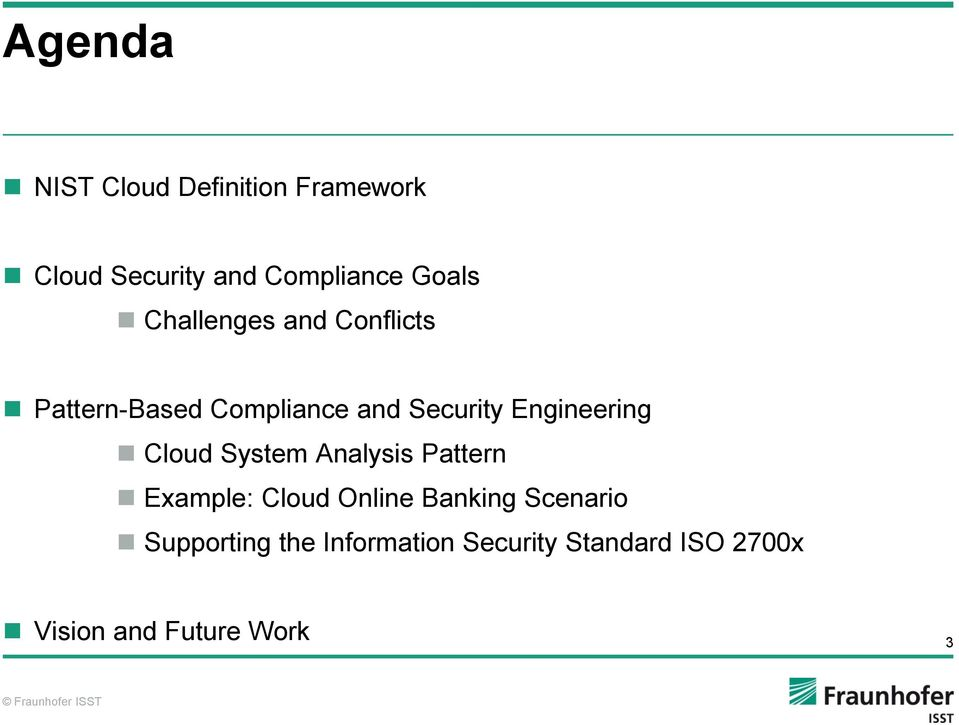 Cloud System Analysis Pattern Example: Cloud Online Banking Scenario