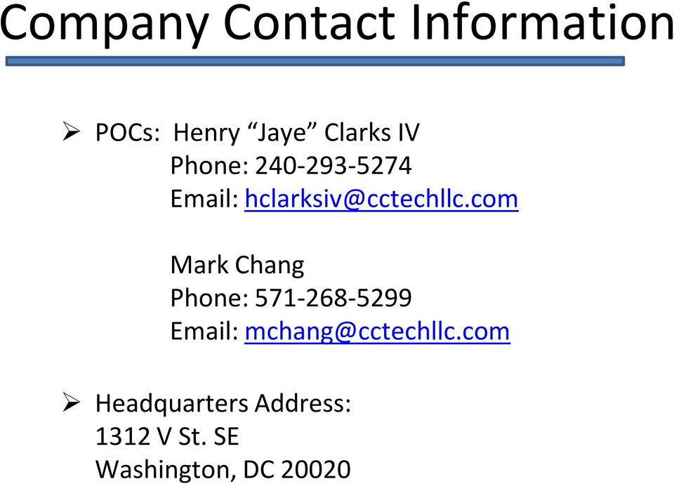 com Mark Chang Phone: 571-268-5299 Email: