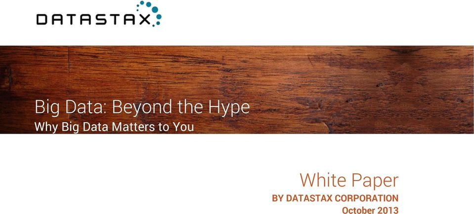 You White Paper BY