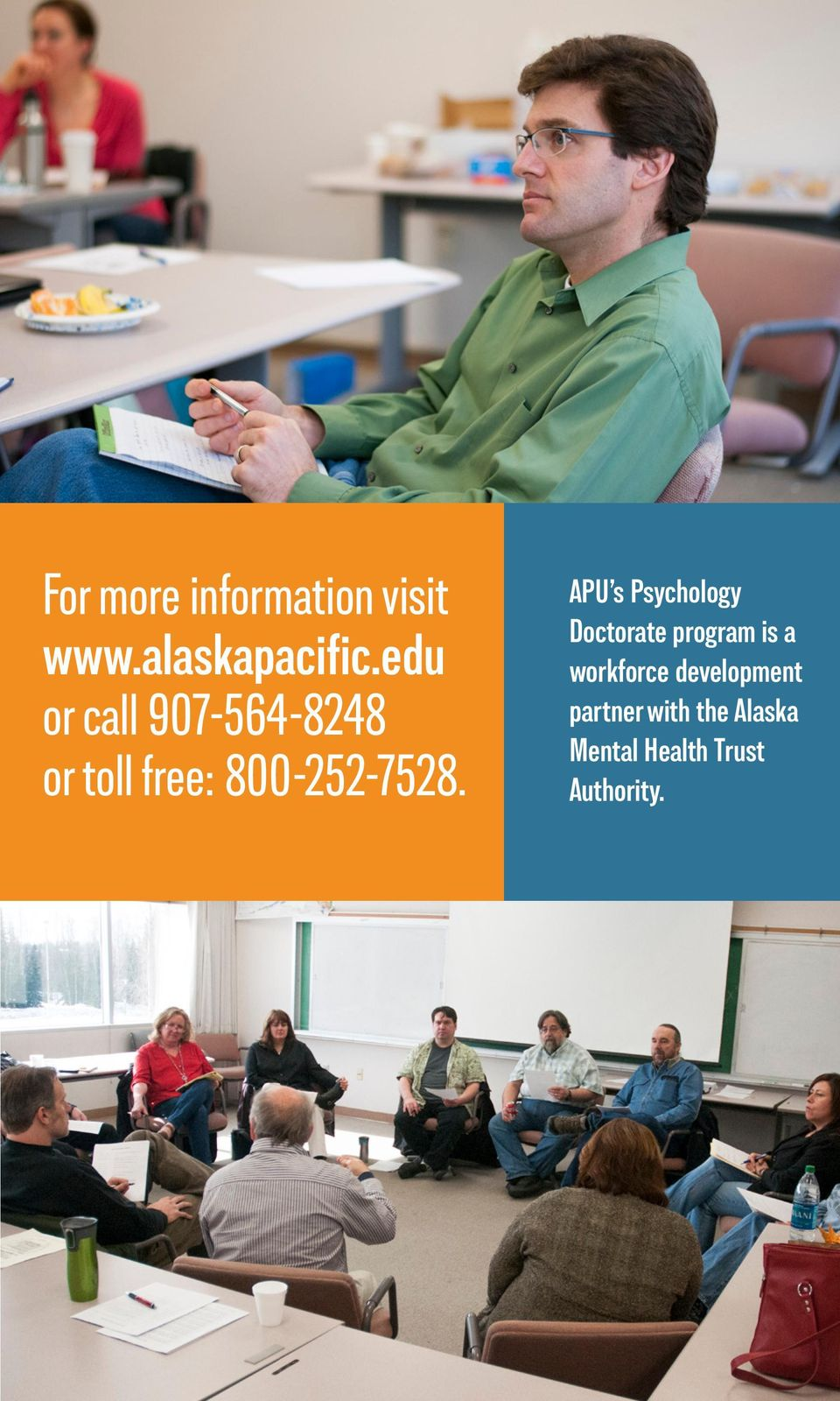 APU s Psychology Doctorate program is a workforce
