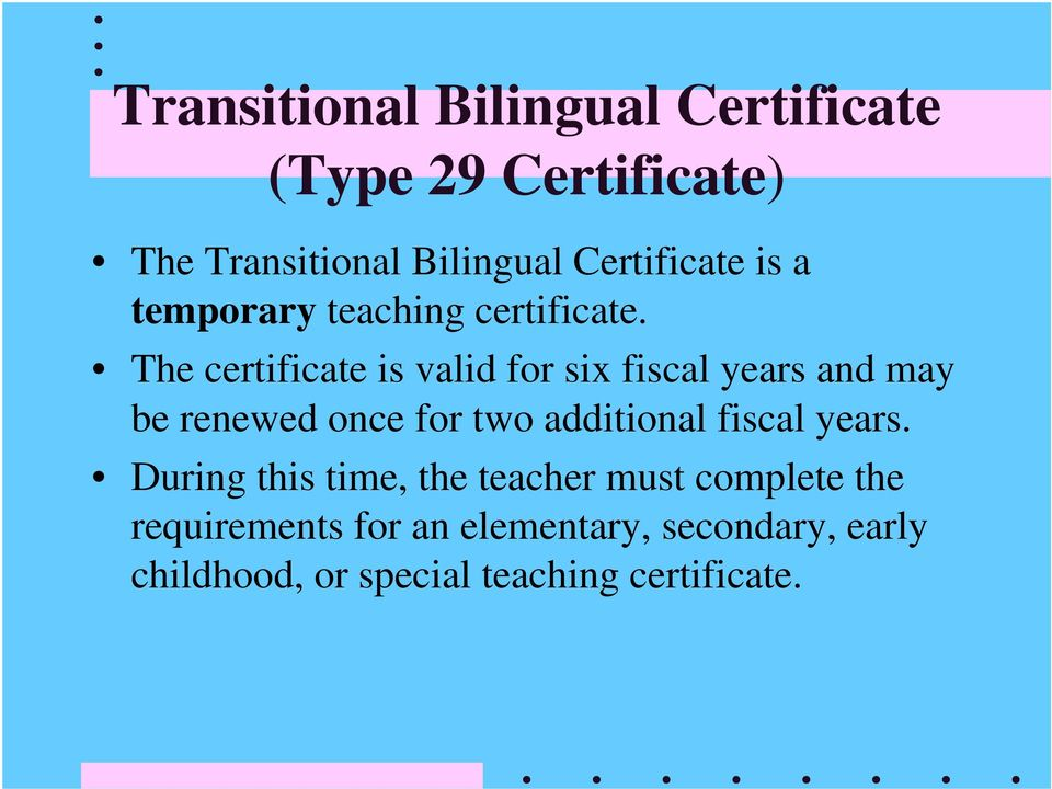 illinois bilingual and esl certification -