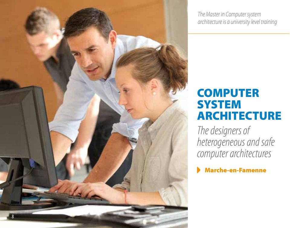 ARCHITECTURE The designers of heterogeneous