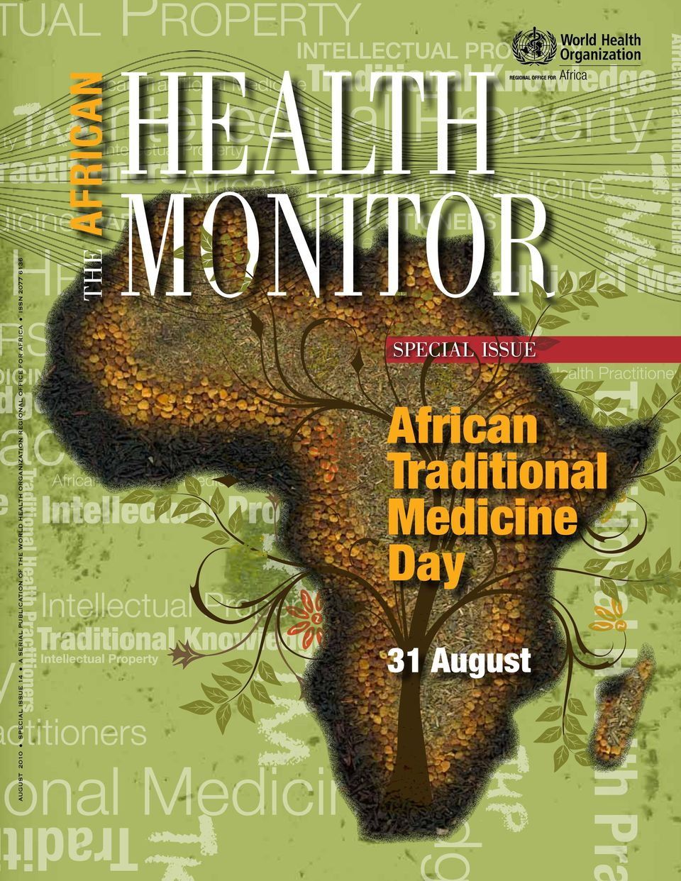 issn 2077 6136 African Health monitor REGIONAL OFFICE FOR