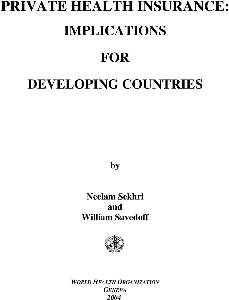 COUNTRIES by Neelam Sekhri and
