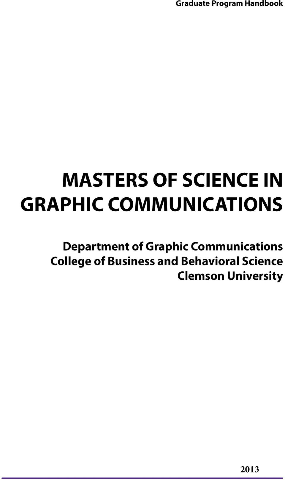 Communications College of Business