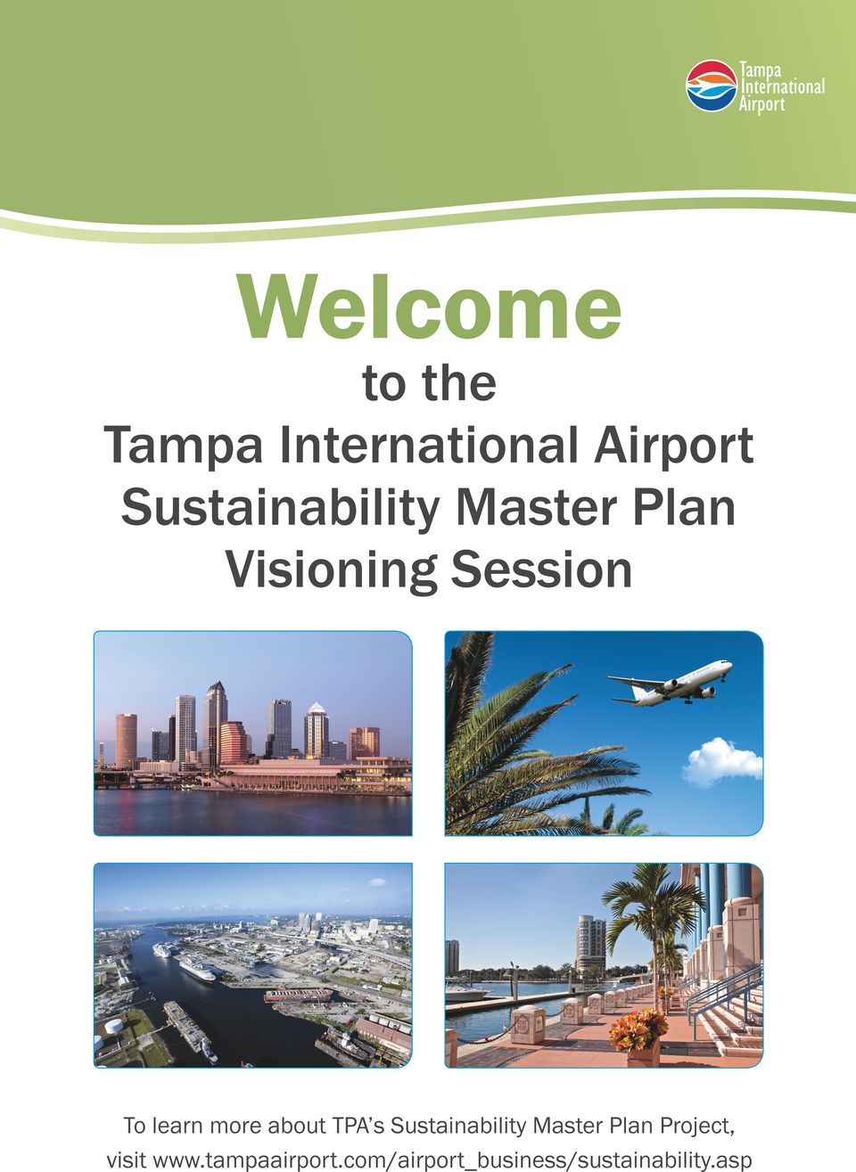 about TPA s Master Plan Project, visit www.