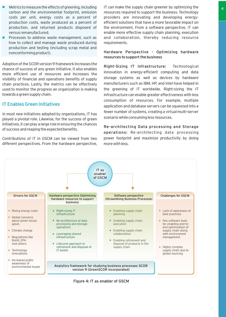 Cognizant white paper creating a green supply chain information processes to address waste management such as how to collect and manage waste produced during fandeluxe Images