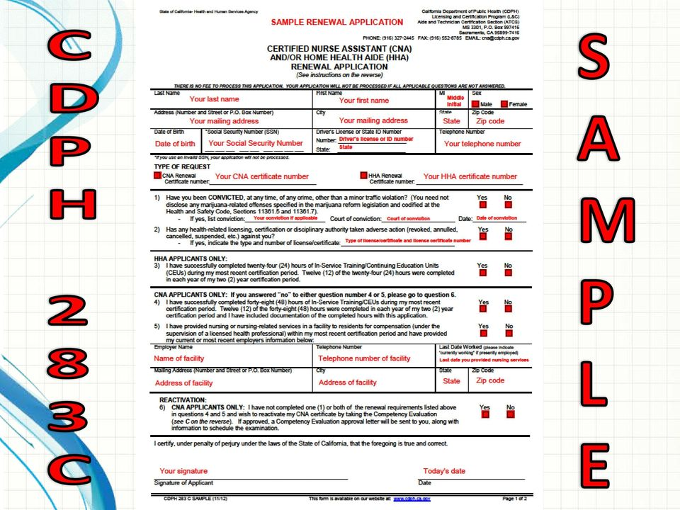 Cna License Renewal In Texas Cna Certification And Oukasfo