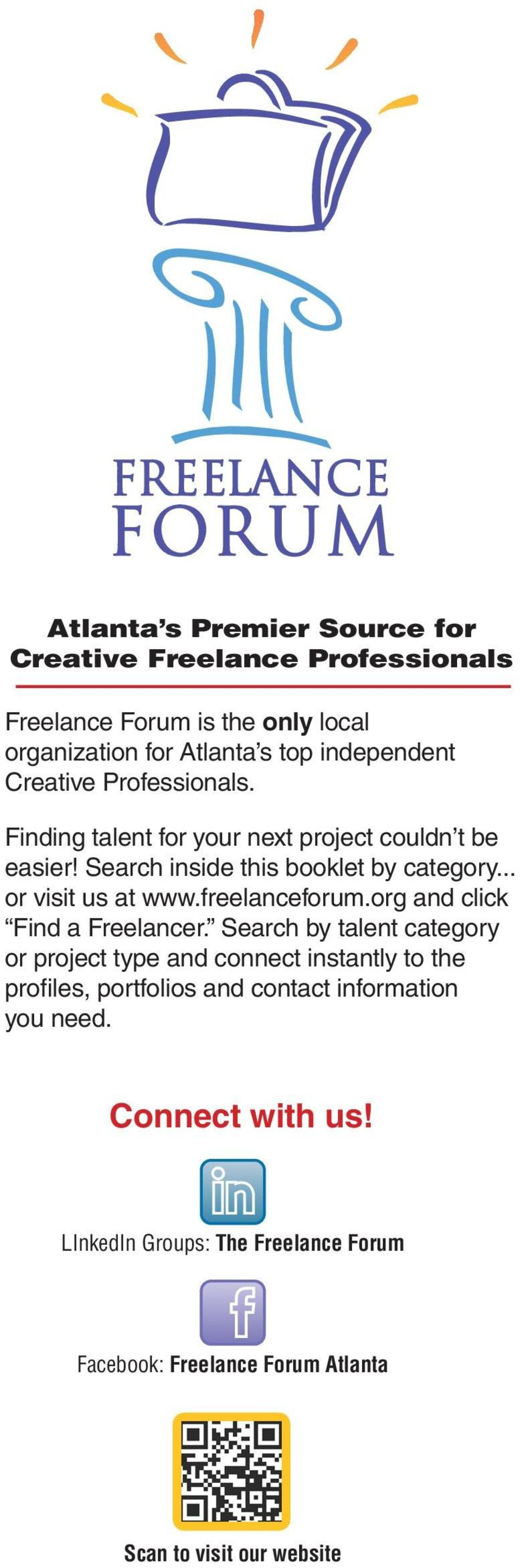 freelanceforum.org and click Find a Freelancer.