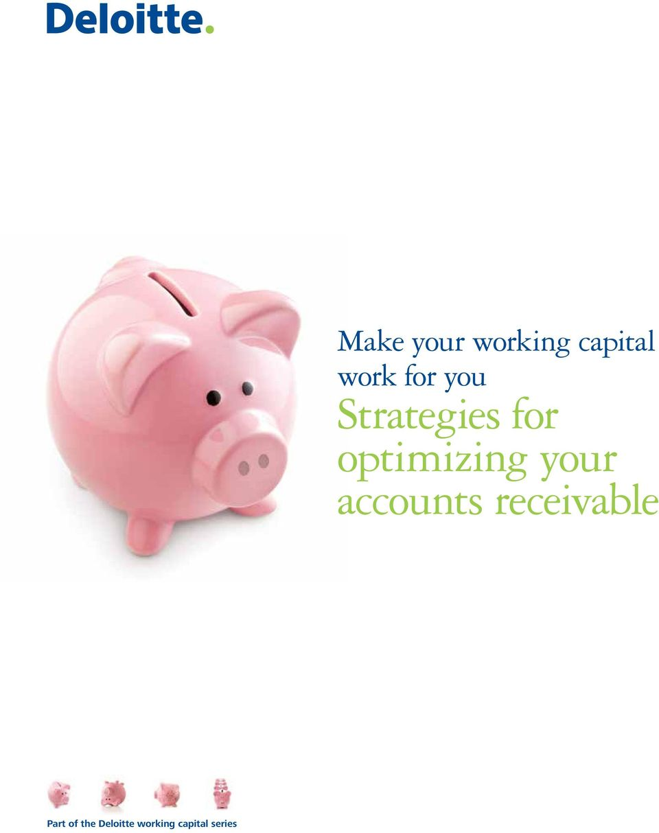 capital work for you Strategies