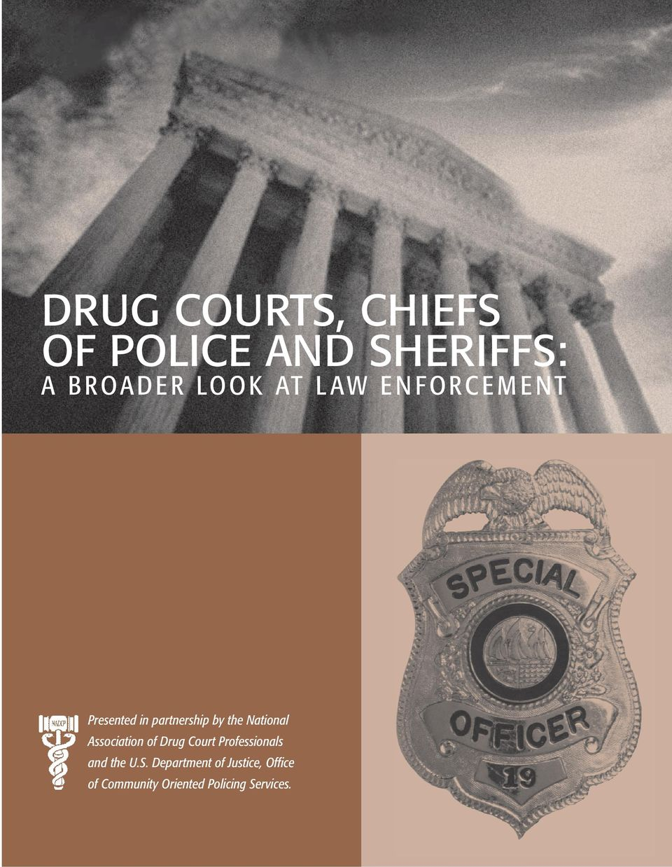 Association of Drug Court Professionals and the U.S.