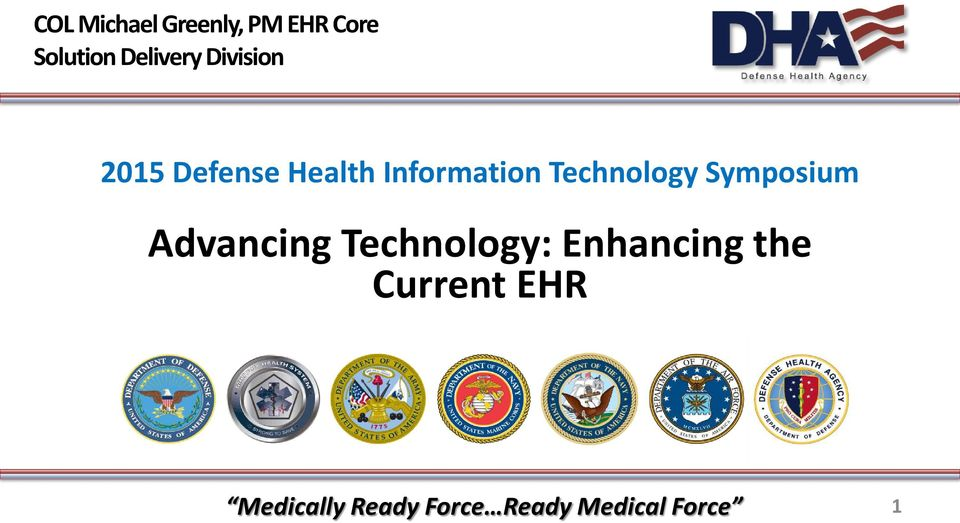 Health Information Technology Symposium