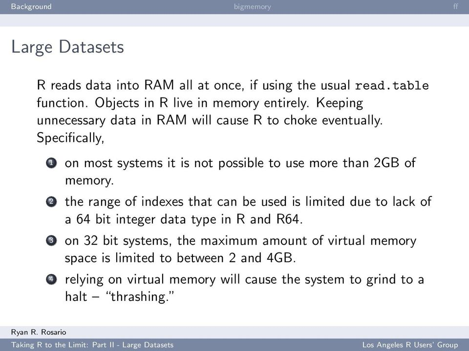 Specifically, 1 on most systems it is not possible to use more than 2GB of memory.
