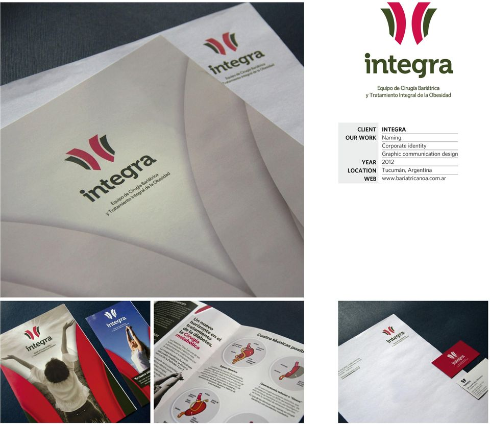 Corporate identity Graphic communication
