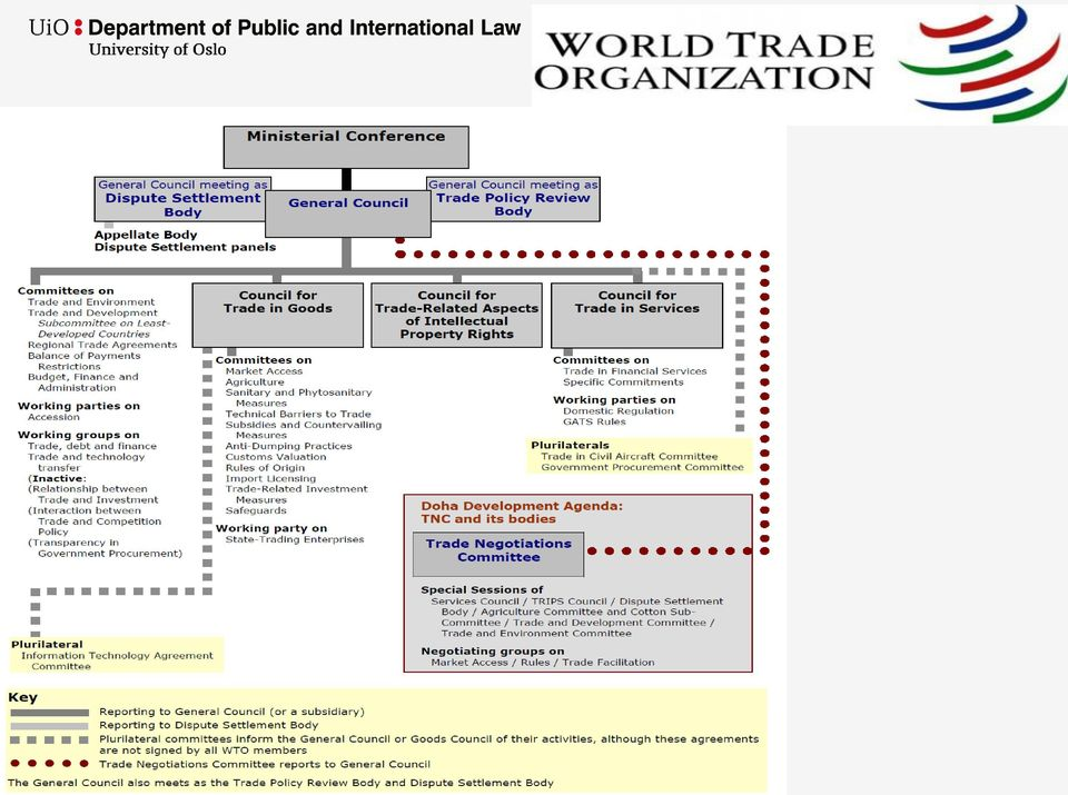 world trade organization wto essay