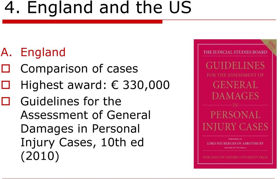 award: 330,000 Guidelines for the