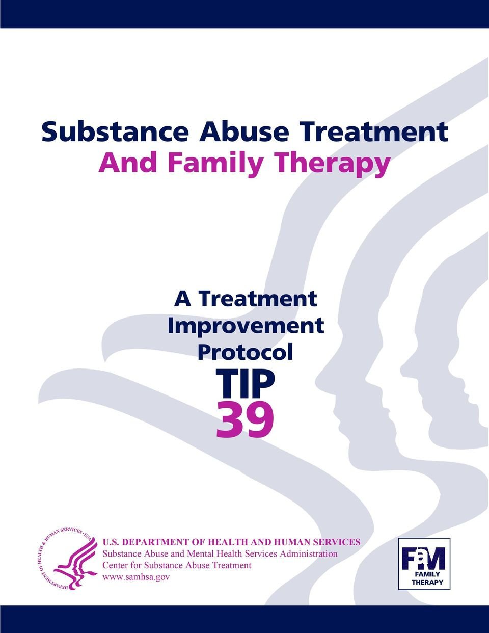 DEPARTMENT OF HEALTH AND HUMAN SERVICES Substance Abuse and