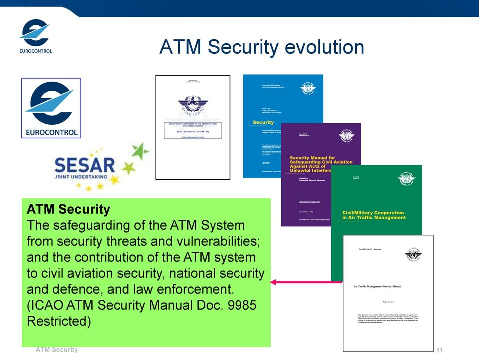 system to civil aviation security, national security and